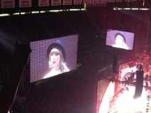 TSwift Live, March 2013 in New Jersey!
