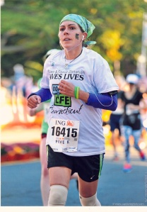 Photo from October 12, 2013 ING Hartford Marathon (5K)